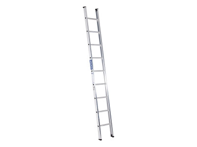 Single Scaffold Ladder - Aluminium