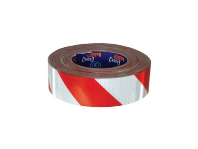 ProChoice Self Adhesive Reflective Hazard Tape - 50m x 50mm