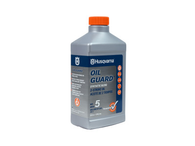 Husqvarna Two Stroke Oil - Oil Guard