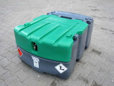 250 Lt Transportable Fuel Tank