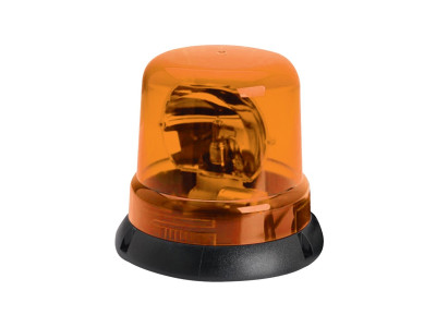 Atomic Warning Light 12V Magnetic - Amber