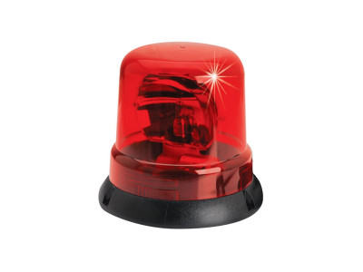 Atomic Warning Light 12V Magnetic - Red