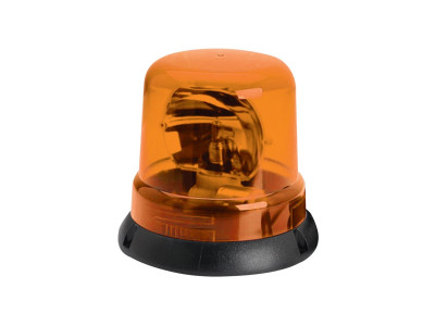 Atomic Warning Light 24V Magnetic - Amber
