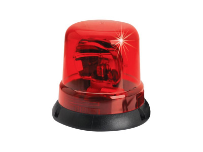 Atomic Warning Light 24V Magnetic - Red
