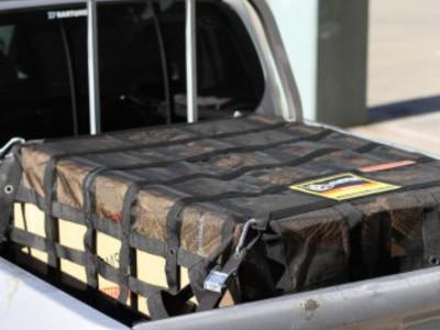 Dual Cab Gladiator Cargo Net