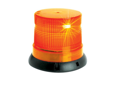Fireball Warning Light Magnetic - Amber