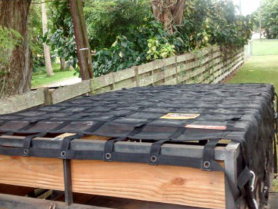 Large Gladiator Roof Net